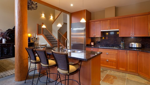 Luxury Whistler townhome in the #1 rated ski resort in North America