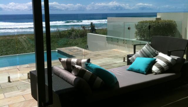 Luxury Beachfront Home