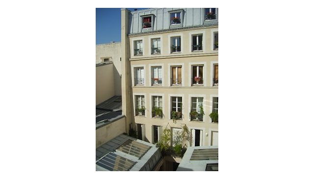 Flat in Central Paris