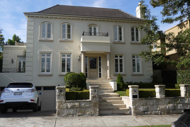 Stunning 4 bedroom french proven al style home cremorne French provence style homes